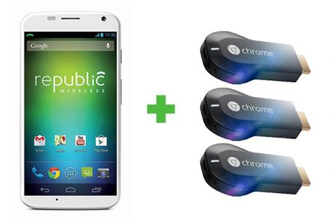 Wifi Republic republic wireless phone chromecast giveaway our freaking budget