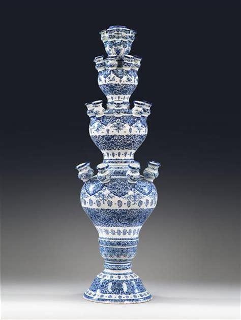 Delft Blue Tulip Vase delft tulip vase 1700 hutt