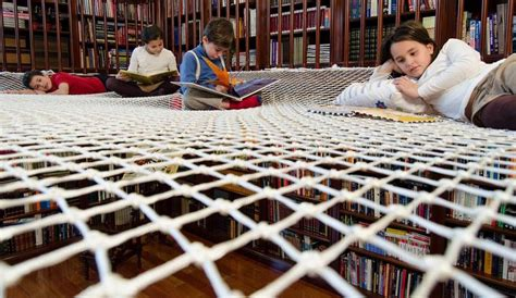 the cool web pattern of children s reading cool space for kids to read in private library reading