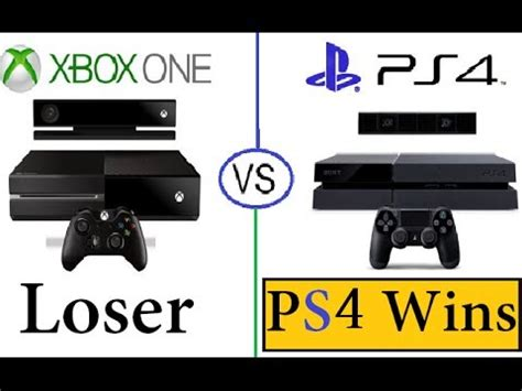 is the xbox one or ps4 better ps4 is better than xbox one here s why xbox one you