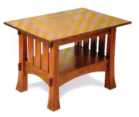 mission style accent table mission style end table stuff i like pinterest