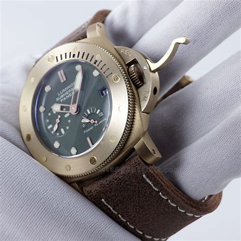 Harga Jam Tangan Merk Luminor Panerai harga sarap jam tangan panerai luminor submersible 1950