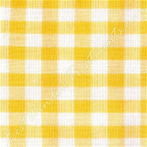 yellow check curtains yellow check kitchen curtain curtain design