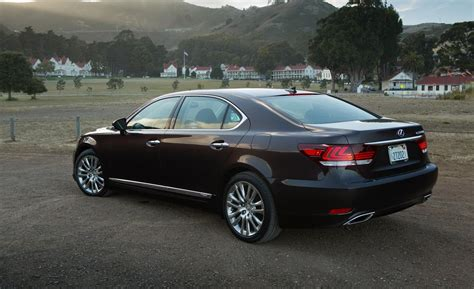 review the 2013 lexus ls 600h l hybrid tries to prove you