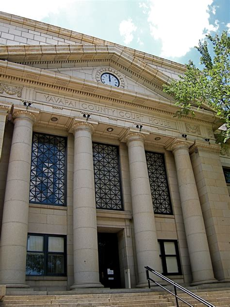 Yavapai County Court Search File Yavapai County Arizona Courthouse Jpg Wikimedia Commons