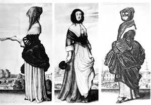 Fashion in the 17th century quot these women are pictured with some of