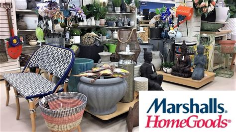 marshalls home goods spring summer home decor garden