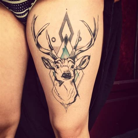 wild tattoos designs 25 best ideas about deer meaning on