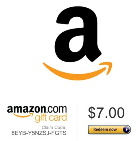 Free 1 Dollar Amazon Gift Card - 1 free 7 amazon gift card code