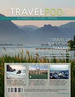 design magazine thailand how to make a magazine that stands out 14 free templates