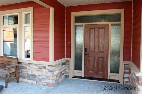 Country Homes Decorating Ideas house exterior countrylane red hardieplank hardieboard