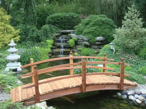 landscaping bridge garden bridges on pinterest garden bridge bridges and