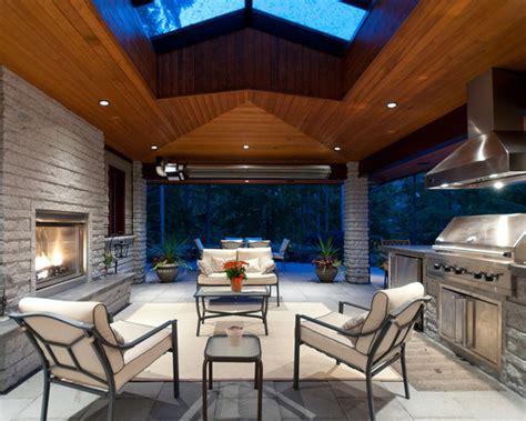 outdoor living spaces  great design ideas  outdoor rooms