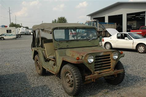 M151 Jeep M151 Jeep Or Utility Tactical Truck Flickr