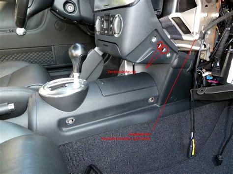 Audi Tt 8j Schaltknauf Wechseln by Innenverkleidungen Haltegriffe Mittelkonsole Ausbauen