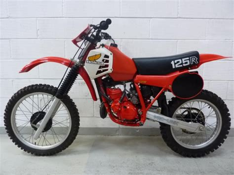 Honda Cr125 For Sale by Honda Cr125 1981 For Sale Jk Racing Vintage Motorcross