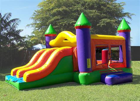 toddler bounce house rental bounce houses combo slides dry slides mega slides