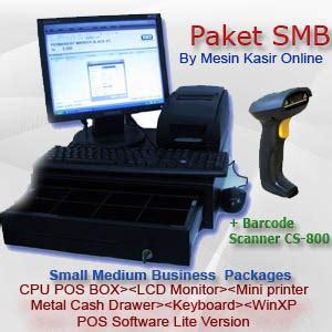 Mesin Kasir Posiflex mesin kasir paket komputer kasir murah cocok untuk