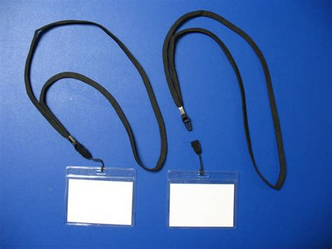 Neck Id Catd Tag Name Tag Exo K Semua Member 5 vinyl id cards name tag holders 5 neck lanyards