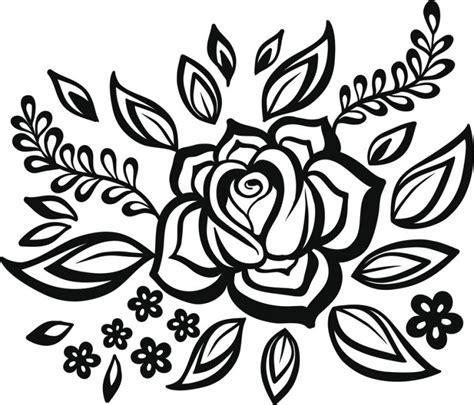 imagenes de flores dibujos dibujos de flores para tatuar batanga