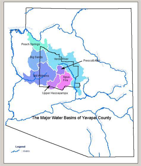 zip code map yavapai county arizona map yavapai county