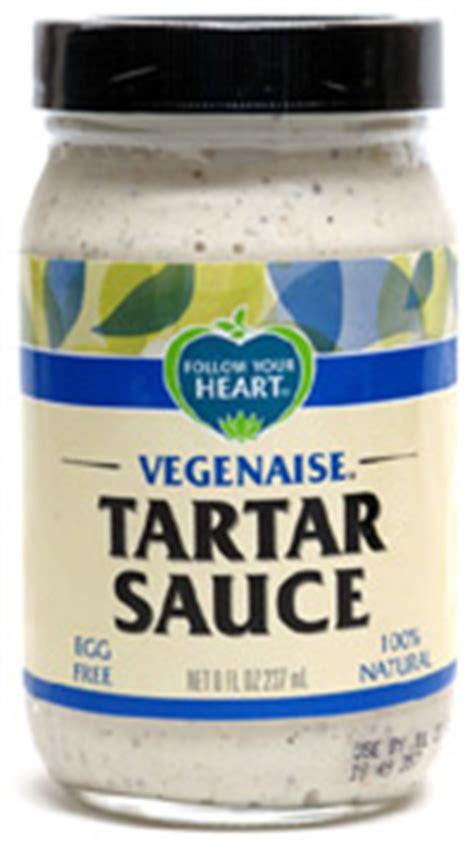 vegenaise tartar sauce by follow your