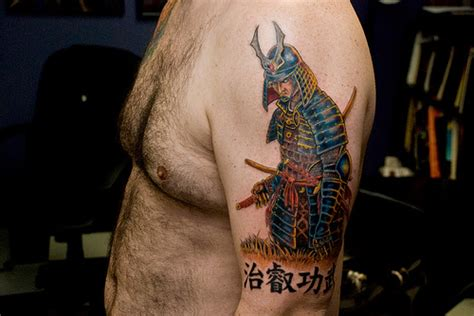 32 lovely samurai tattoo creativefan