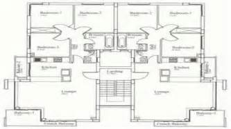 Residential Home Floor Plans Residential House Plans 4 Bedrooms 4 Bedroom Bungalow