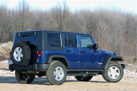 2009 Jeep Wrangler Unlimited Review 2009 Jeep Wrangler Unlimited Rubicon 4x4 Photo