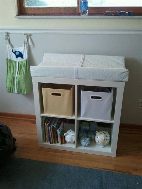 ikea shelf changing table bundle of