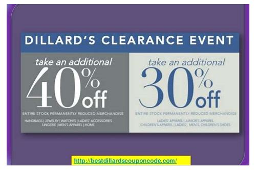 dillards coupons suits
