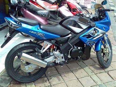 Jual Honda Cbr 150 R 2006 Biru info harga motor jakarta info dijual motor minerva