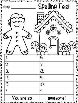 Pin on Gingerbread Activities