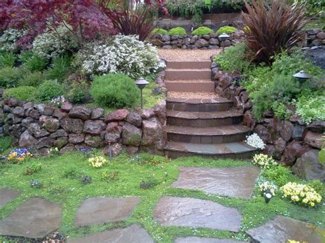 walnut creek brickyard flagstone moss rock patio maybe in