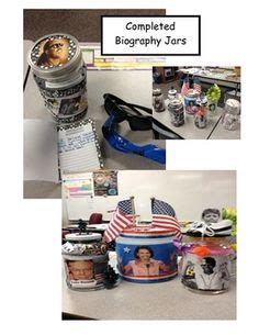 biography jar book report 1000 images about 3rd grade biography project on