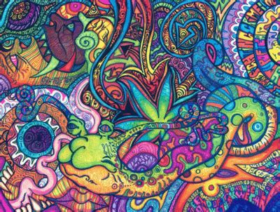 the pattern you see on acid drugs acid gif find share on giphy