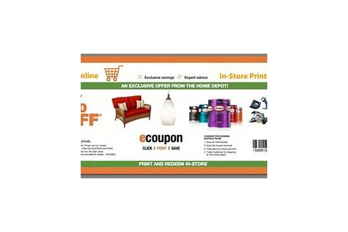 home depot coupons 20 off