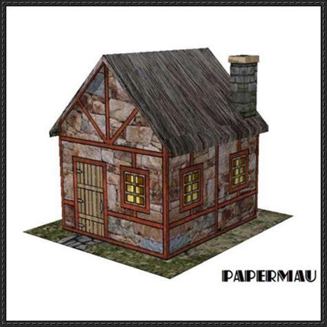 free paper model buildings downloads building paper model papercraftsquare free papercraft