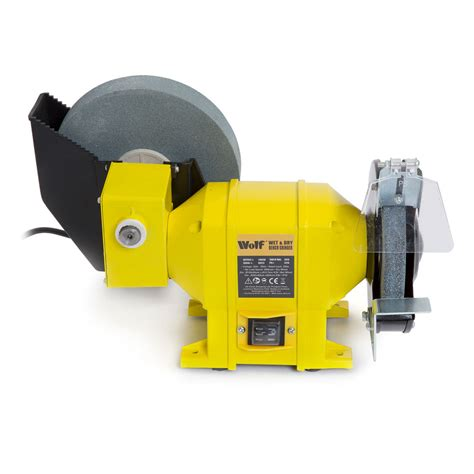 wolf bench grinder wolf wet and dry bench grinder ukhs tv