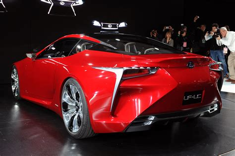 lexus lf lc first look lexus lf lc breaks cover at detroit forcegt com