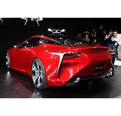 First Look Lexus LF LC Breaks Cover At Detroit  ForceGTcom