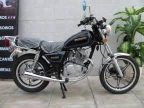 Suzuki Gn Suzuki Suzuki Gn 125 Moto Zombdrive