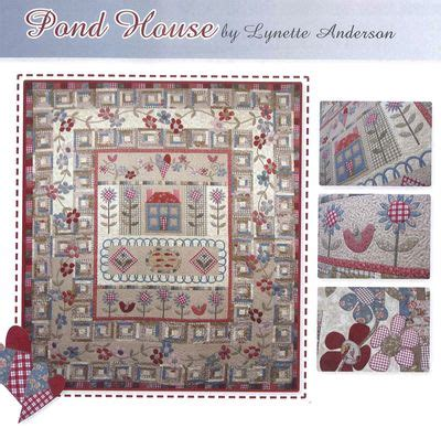 Patchwork By The Sea - lynette designs lucky chance