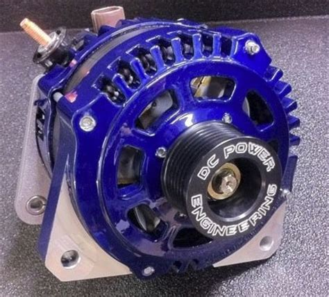 amp xp high output alternator    honda civic   ra