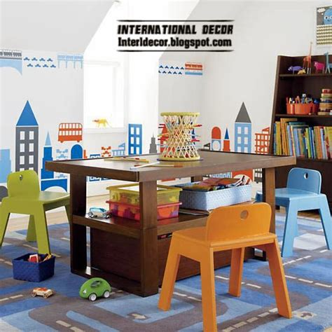 childrens playroom table and chairs childrens table and chairs in trends