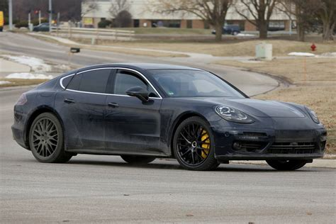 Porsche At by Porsche Panamera 971 Review