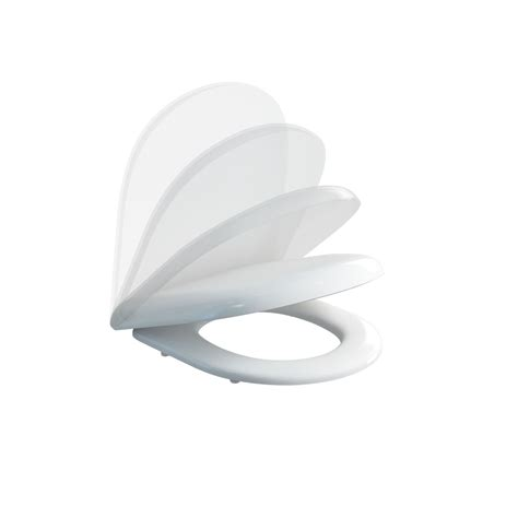 soft toilet seat cover uk britton curve s30 carbamide soft toilet seat and