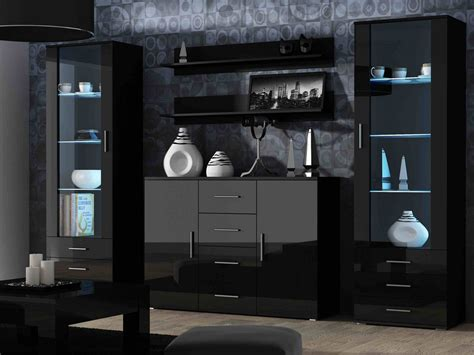 black livingroom furniture black gloss living room furniture