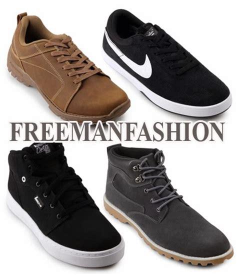 Sepatu Olahraga Pria Termurah Dan Terpopuler gaya dan model sepatu pria keren terbaru 2014