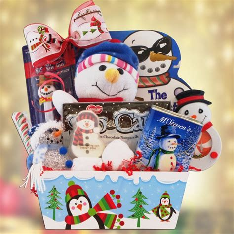 christmas gift baskets for kids merry christmas